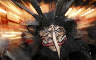 Fotografia zilei: O creatura infricosatoare