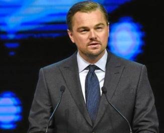 Fotografia zilei: Postarea lui DiCaprio despre Romania