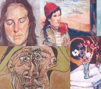 Furtul de tablouri din Olanda: Mama unuia dintre hoti a ars picturile in baie (Video)