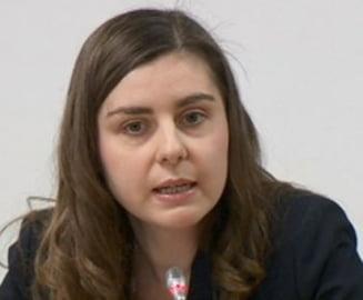 Guvernul Ponta 3: Ce obiective are Ioana Petrescu la Finante