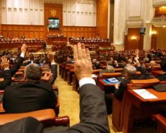 Guvernul Ponta 4: Noul Cabinet a fost votat in Parlament