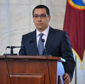 Guvernul Ponta 4 - Lista cu propunerile de ministri - cine vine si cine pleaca