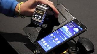 IFA 2013: Samsung a lansat Galaxy Note 3 si ceasul inteligent Galaxy Gear - Ce aduc nou (Galerie foto, video)