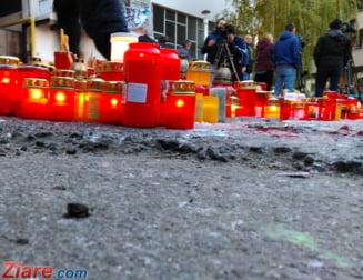 Incendiu in Colectiv: Inca patru victime au murit. Bilantul a ajuns la 45 de morti