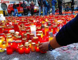 Incendiu in Colectiv: Inca un deces la Bagdasar Arseni. Bilantul ajunge la 41 de morti