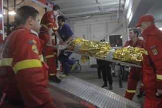 Incendiu in Colectiv Guvernul evalueaza ranitii si face controale in mall-uri si cluburi