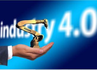 Industry 4.0: Romania are nevoie de 1 milion de muncitori si de 10.000 de roboti industriali (Analiza)