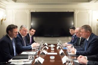 Iohannis, la New York: Ce le-a promis investitorilor americani