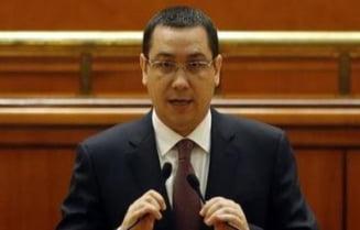 Jerusalem Post: Premierul Ponta, avocat si celebru jucator de baschet, discutii cu Shimon Peres
