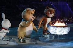Jocurile Olimpice 2014: Ceremonia de inchidere a fost un vis la Soci