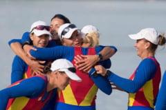 Jocurile Olimpice 2016: A doua victorie superba la canotaj