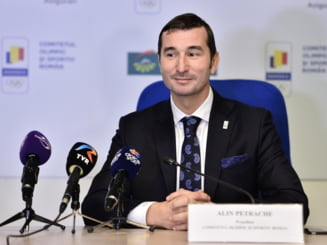 Jocurile Olimpice 2016: Presedintele COSR, Alin Petrache, isi depune mandatul - ce spune despre ancheta echipamentelor