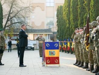 Klaus Iohannis, la final de mandat prezidential: Bilantul comandantului fortelor armate