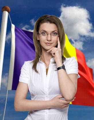 La multi ani, Romania! - Alina Gorghiu