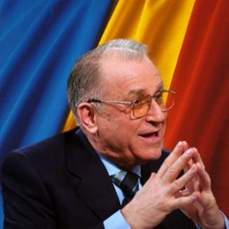 La multi ani, Romania - Ion Iliescu