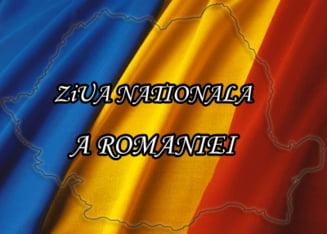 La multi ani, Romania - Urari politice de 1 Decembrie