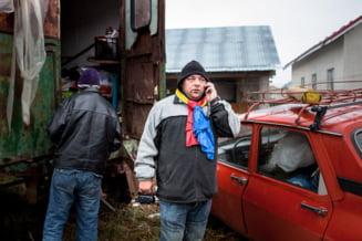 Le Monde: Pungesti, satucul care rezista in fata gazelor de sist