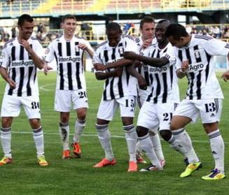 Liga 1: Astra Giurgiu castiga pe terenul CFR-ului