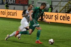 Liga 1: Astra Giurgiu castiga un meci cu cinci goluri marcate la Sfantu Gheorghe