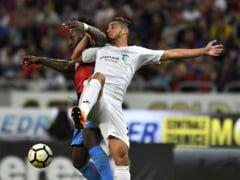 Liga 1: Astra o invinge clar pe FCSB pe Arena Nationala. Harlem Gnohere s-a accidentat grav si a fost transportat de urgenta la spital