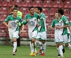 Liga 1: Bomba la Cluj! Concordia a umilit liderul CFR