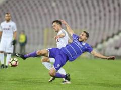 Liga 1: CFR Cluj, campioana de iarna in Romania, dupa victoria cu Poli Timisoara