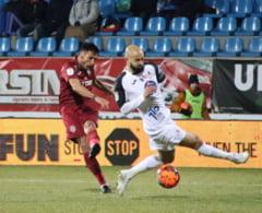 Liga 1: CFR Cluj a calcat stramb