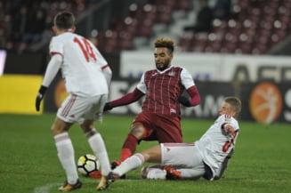 Liga 1: CFR Cluj a facut scor la Botosani