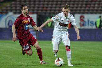 Liga 1: CFR Cluj a invins-o pe Dinamo