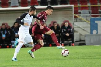 Liga 1: CFR Cluj a mai facut un pas gresit, iar FCSB poate profita din nou