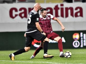 Liga 1: CFR Cluj calca stramb in lupta pentru titlu