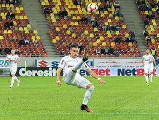 Liga 1: CFR Cluj castiga la Chiajna