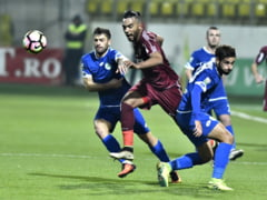 Liga 1: CFR Cluj castiga la Concordia dupa un nou penalti contestat