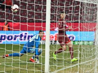 Liga 1: CFR Cluj face inca un pas spre titlu