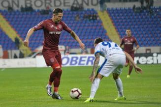 Liga 1: CFR Cluj face instructie cu FC Botosani in repetitia generala dinaintea returului cu Slavia din Champions League