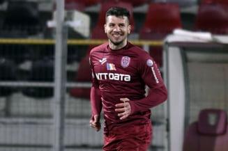 Liga 1: CFR Cluj face scor la Ploiesti si urca pe primul loc in clasamentul Ligii 1