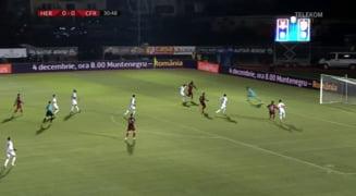 Liga 1: CFR Cluj mai face un pas gresit in campionat, dupa un meci de Europa League