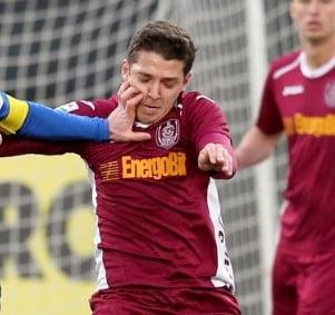 Liga 1: CFR Cluj obtine o noua victorie
