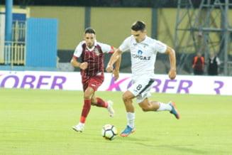 Liga 1: CFR Cluj pierde alte doua puncte mari pe teren propriu