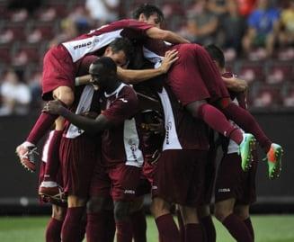 Liga 1: CFR Cluj spulbera tot si devine lider