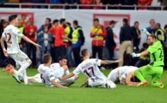 Liga 1: CSU Craiova, umilita de CFR Cluj - se aprinde lupta pentru cupele europene