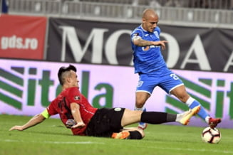 Liga 1: CSU Craiova a facut scor la Voluntari