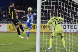 Liga 1: CSU Craiova a invins-o categoric pe CSM Iasi, in primul meci al sezonului