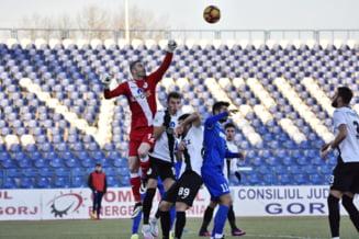 Liga 1: CSU Craiova merge in play-off dupa un duel direct fierbinte cu Gaz Metan