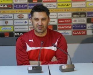 Liga 1: Claudiu Niculescu, umilit la debut