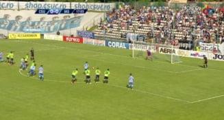 Liga 1: Craiova invinge CSMS Iasi in finala pentru Europa League