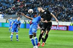Liga 1: Craiova invinge in marele derbi Viitorul lui Hagi, care inca tremura pentru locul sau de play-off
