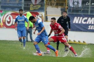 Liga 1: Dinamo, invinsa pe teren propriu