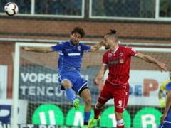 Liga 1: Dinamo, victorie norocoasa cu Voluntari