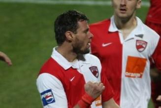 Liga 1: Dinamo a castigat cu mare noroc la Sibiu
